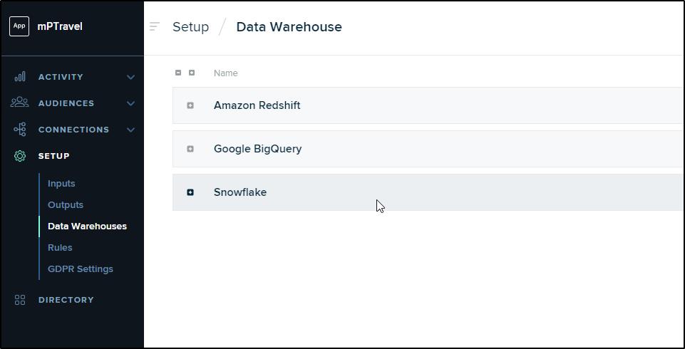 Snowflake | Data Warehouse